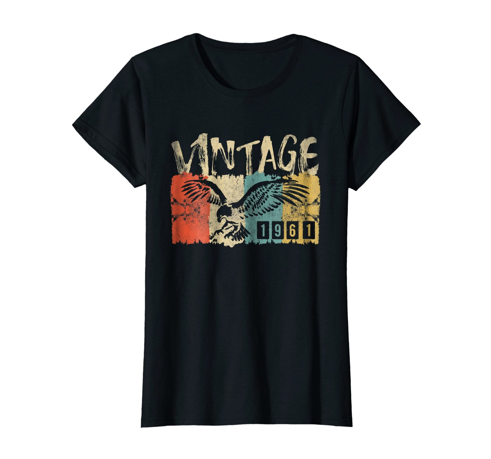 Funny Shirts - Vintage Retro Genuine Made In 1961 57th Birthday Gift 57 yrs Wowe image 3