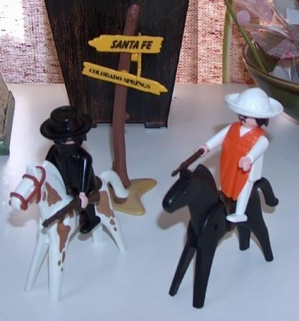 Playmobil western bandits4