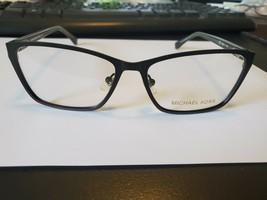 New Michael Kors MK343 046 Eyeglasses Frame 51-15-140 Black Polish Perfect - $57.32
