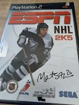 Sony PS2 ESPN NHL 2K5 image 1