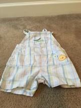 Just One Year Carter's  Baby JumpSuit Shorts Sz 9 Months MultiColor One-... - $52.08