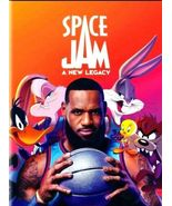 Space Jam: A New Legacy DVD 2021 Brand New Sealed - $9.50