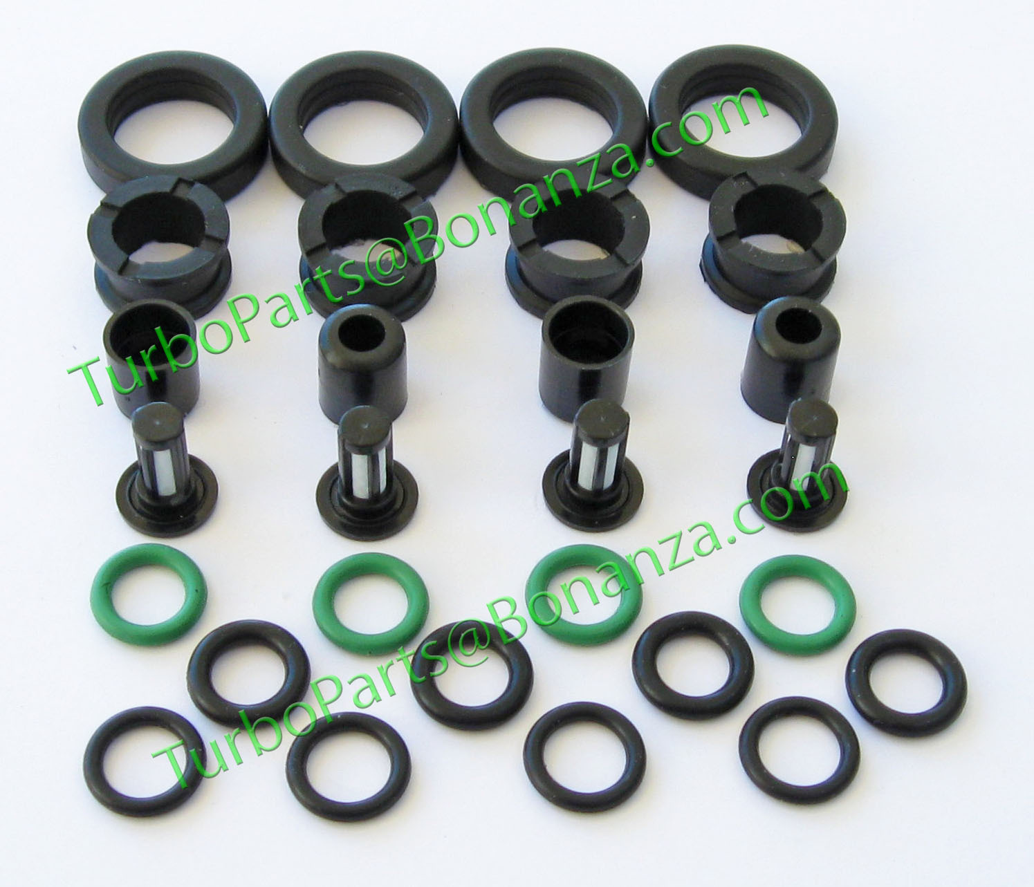... Honda Fuel Injector Parts O'rings Seals Grommets Filter Baskets Accord  Acura ...
