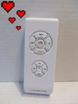 Luxure Fan remote 8c08d093 tested+ works FAST SHIP LK⬇️ - $26.96