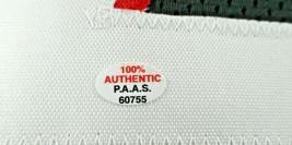 CLYDE DREXLER / NBA HALL OF FAME / AUTOGRAPHED TRAIL BLAZERS CUSTOM JERSEY / COA image 5