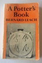 A Potter's Book by Bernard Leach PB 1976 Intro by Yanagi & Cardew
