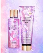 Victoria's Secret Glittering Iris Fragrance Lotion + Fragrance Mist Duo Set - $39.95