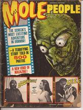 The Mole People #1 Universal Pictures Warren Magazine Rare HTF Photo Mag... - $9.95