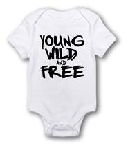 Custom Printed Wiz Khalifah White Graphic Onesie - $17.99+