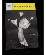 Playbill Winter Garden Theatre Mame Angela Lasbury Stuart Getz Jane Conn... - $12.99