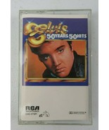 Elvis Presley 50 Years 50 Hits 1985 Cassette Tape  - $10.99