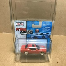 Red 2008 Dodge Challenger SRT8 Fresh Metal NIB Maisto  Diecast Car BA - $9.41