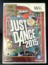 Just Dance 2015 (Nintendo Wii, 2014) - Brand New - Sealed - $21.77