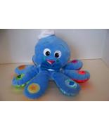 Baby Einstein Octoplush plush interactive baby toy - $12.32