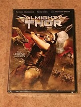 Almighty Thor (DVD, 2011 Film Featuring WWE Wrestler Kevin Nash) NEW / S... - $5.89