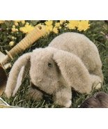 LOP EARED BUNNY RABBIT HAND PUPPET - $20.00