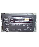 Oldsmobile CD radio. OEM factory Delco U1P stereo. NEW. Alero Intrigue - $99.99