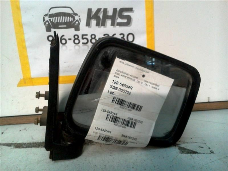 Primary image for Passenger Right Side View Mirror Manual Fits 94-97 PASSPORT 41589