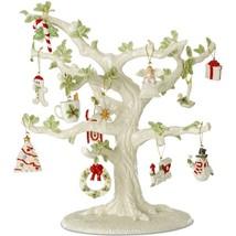Lenox Winter Delights Miniature Tree & Ornaments Angel Train Sled Christ... - $475.00