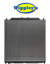 RADIATOR FO3010256 FOR 03 04 05 FORD EXCURSION 03 04 F250/F350/F450/F550 DIESEL image 1