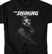 The Shining t-shirt Bear Man retro 80s psycho thriller graphic tee WBM560 image 2