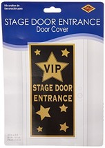 VIP Stage Door Entrance Door Cover Party Accessory (1 count) (1/Pkg) - $7.12
