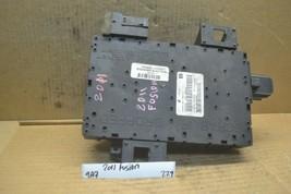 10-11 Ford Fusion Multifunction Door Lock & Alarm AG1T14B476CD Module 22... - $19.99