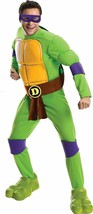 Men's Teenage Mutant Ninja Turtles Deluxe Adult  Donatello Costume, Sta... - $37.99