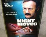 Night Moves (DVD, 2005) New!•Security Seals!•No Cellophane Wrap•USA•Gene Hackman