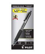 PILOT G2 Premium Refillable & Retractable Rolling Ball Gel Pens, Fine Point - $20.94