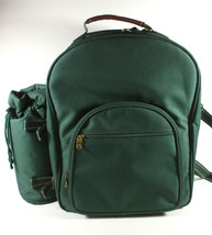 Picnic at Ascot Insulated Green Picnic Backpack Bag - $12.99