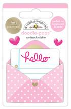 Doodle-Pops 3D Sticker Doodlebug Designs  image 4