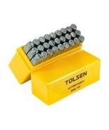Steel Punch Stamp Die Set Metal Tool Letters (A-Z) 27-Piece Set 6mm - $16.13