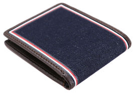 Tommy Hilfiger Men's Leather Wallet Passcase Billfold Rfid Brown 31TL220103 image 4