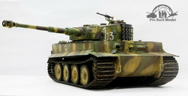German Pz.kpfw. Tiger I WWII 1:16 Pro Built Model - $584.10