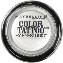 Maybelline EyeStudio Color Tattoo 24Hr Eyeshadow, Too Cool [05], 1 ea by Maybell - $9.79