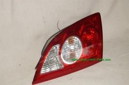 04-08 Chrysler Crossfire Cross Fire Tail Light Taillight Passenger Right Side RH image 2