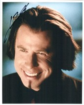 "John Travolta Signed Autographed ""Swordfish"" Glossy 8x10 Photo - $29.99"