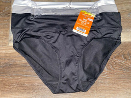 Warner's 3-Pair Women's No Muffin Top Hipster Underwear Panties Breathab... - $23.36