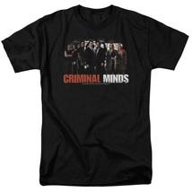 Criminal Minds t-shirt cast members crime TV drama series graphic tee CBS255 image 1