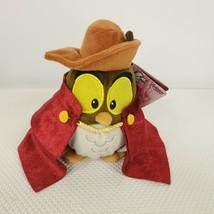 Disney Store Animators Collection Owl Plush Doll Sleeping Beauty 6'' New - $29.65