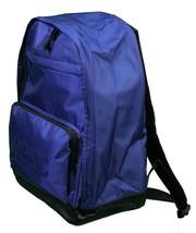 WeSC We Superlative Conspiracy Cullen Deep Ultramarine Blue Backpack School Bag image 1