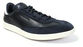 COLE HAAN GrandPrø Turf Men's Navy Leather Sneaker, #29163 - $79.99