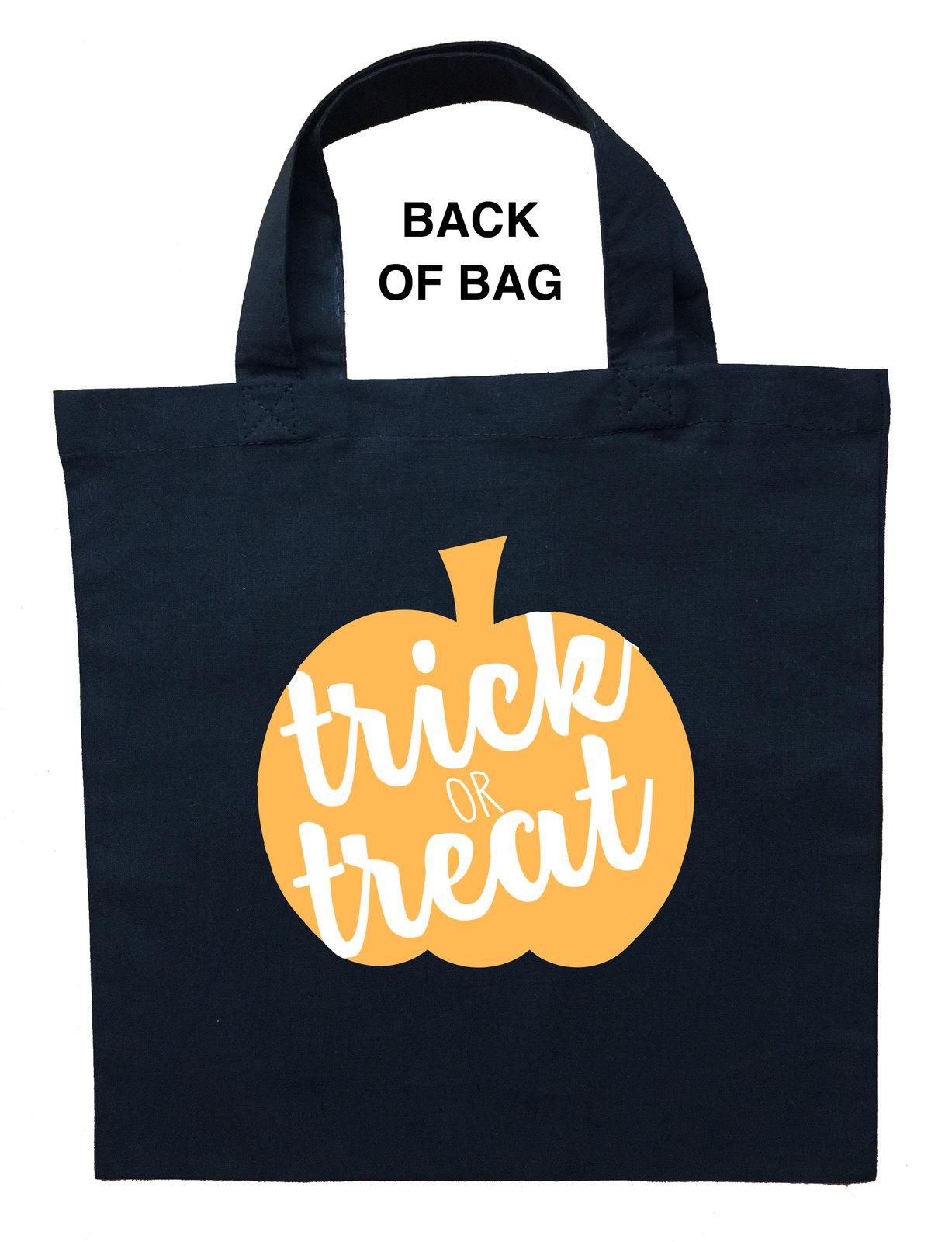 Giraffe Trick or Treat Bag, Giraffe Halloween Bag, Giraffe Loot Bag, Giraffe Bag