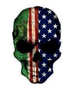 Skull Mexico USA Vinyl Decal Sticker Car Window Wall Multiple Sizes - €0,90 EUR+