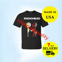 New Vintage  RadioHead discography 2019 t-shirt men limited edition Size... - $19.99+