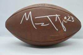 Marcus Trufant Signed Nfl Official Team Logo Football Coa - $57.00