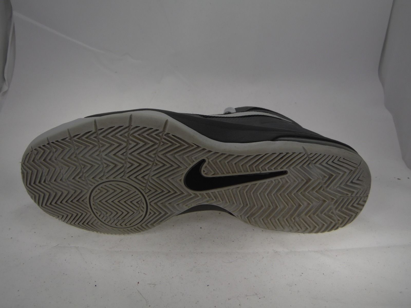 new product 5b195 5fecb NIKE Air Max Body U 599350 001 Grey Black Sneakers Shoes Size 10.5. 1  2