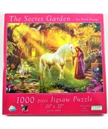Sunsout Jigswa Puzzle The Secret Garden Jan Patrik Krasny #24406 - $18.80