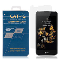 LG K8 / Escape 3 Tempered Glass Screen Protector 0.33mm Arcing/PH-TSPLGK... - $8.82